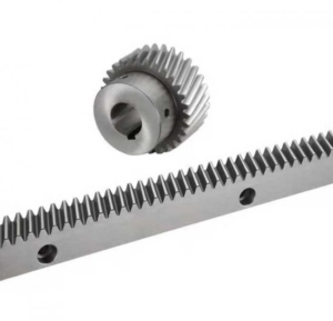 Ground Helical Pinion - 3fgearbox